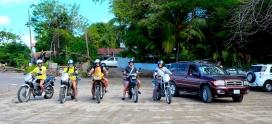 Costa Rica in moto
