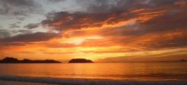 Das klima in Costa Rica